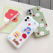 Flowers Clear Phone Case For Huawei P40 P30 P20 Pro Lite Mate 30 20 Honor 20 Pro 10 Lite 8X 7X Nova 3 5i Cover Case Soft Matte for huawei p20 lite case with ring holder for huawei mate 20 10 p20 pro p30 lite nova 5 pro coque capa for honor 10 lite cover