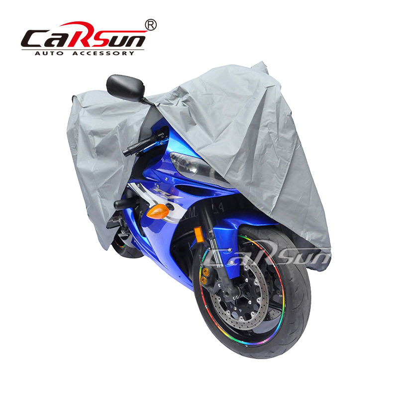 M Size Motorcycle Covers Outdoor Anti-UV Motorbike Dust Proof Motor Bike Scooter Protector Covering Rain Cover For All Moto