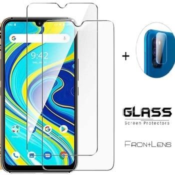Protective Glass for Umidigi A 9 Pro Soft Tempered Glass Camera Lens Screen Protector For Umidigi A9 Pro Case