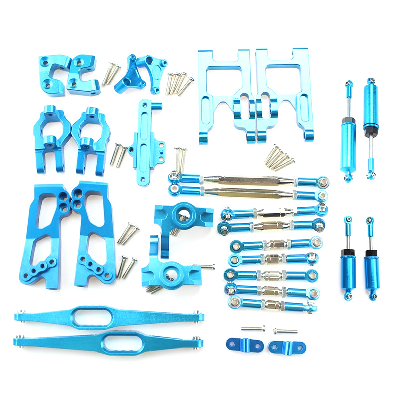 12428 12423 Upgrade Accessories Kit Shock Absorbers For Feiyue FY03 WLtoys 12428 12423 1/12 RC Buggy Car Parts