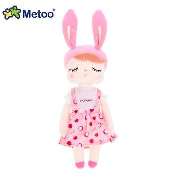 Мягкая плюшевая кукла-кролики Metoo 6
