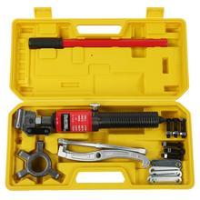 5T гидравлический экстрактор насосы маслопровод 3 челюсти машина для рисования бытовой набор инструментов