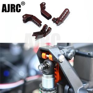 Image 1 - Traxxas TRX 4 defender liga de alumínio frente e traseira ajustável suporte hidráulico trx4 suporte suspensão 1/10 rc carro escalada