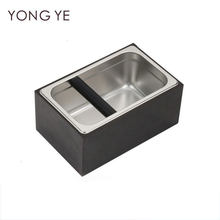 3000ml Coffee Powder Slag Box Coffee Articles Can Dismantling Powder Slag Box(China)