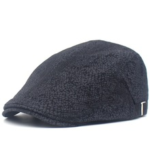OUBR Trend brand ladies retro beret simple art style high quality hat mens wholesale