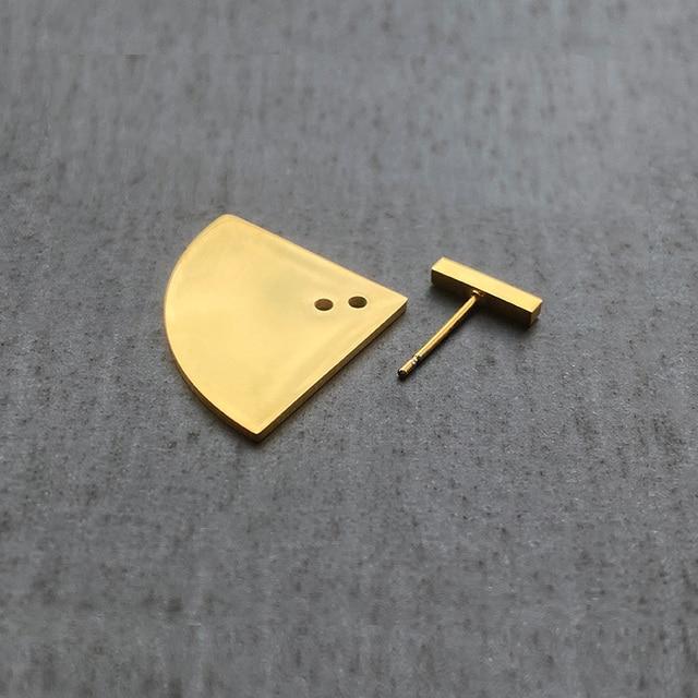 Triangle Stud Earrings 6