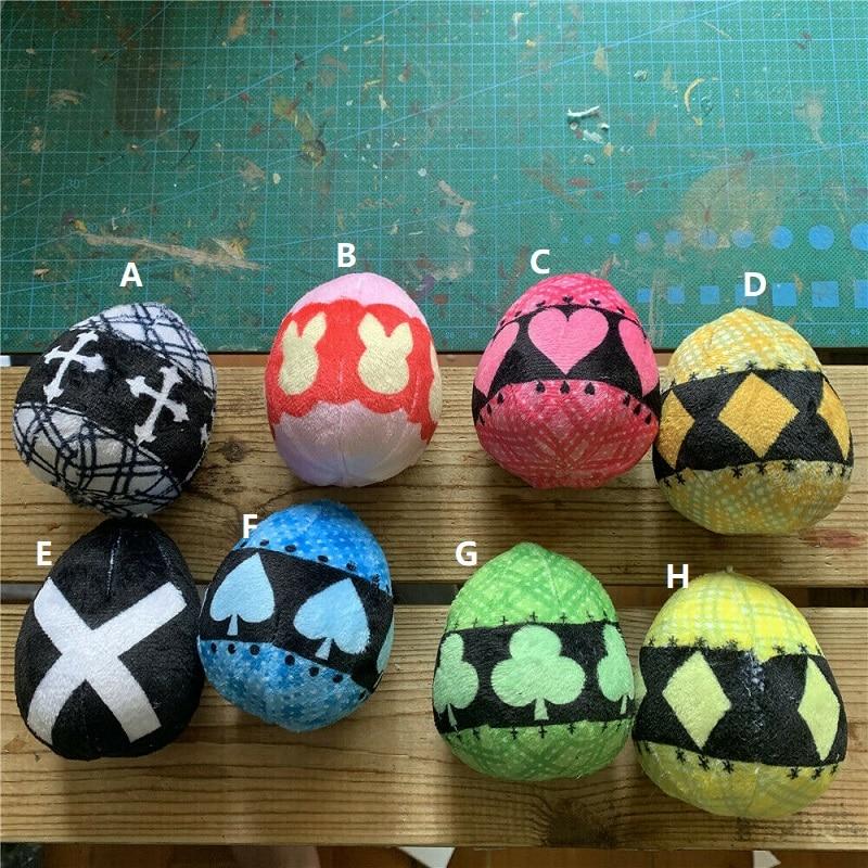 Anime Shugo Chara! Shugo Tama Egg Plush Doll Toy Keychain Strap Cosplay 15option