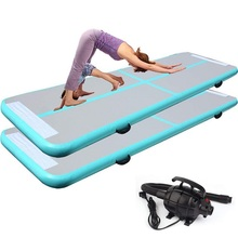 Mattress Gymnastics-Mat Track Artistic Yoga Inflatable Indoor Tumbling-Mat