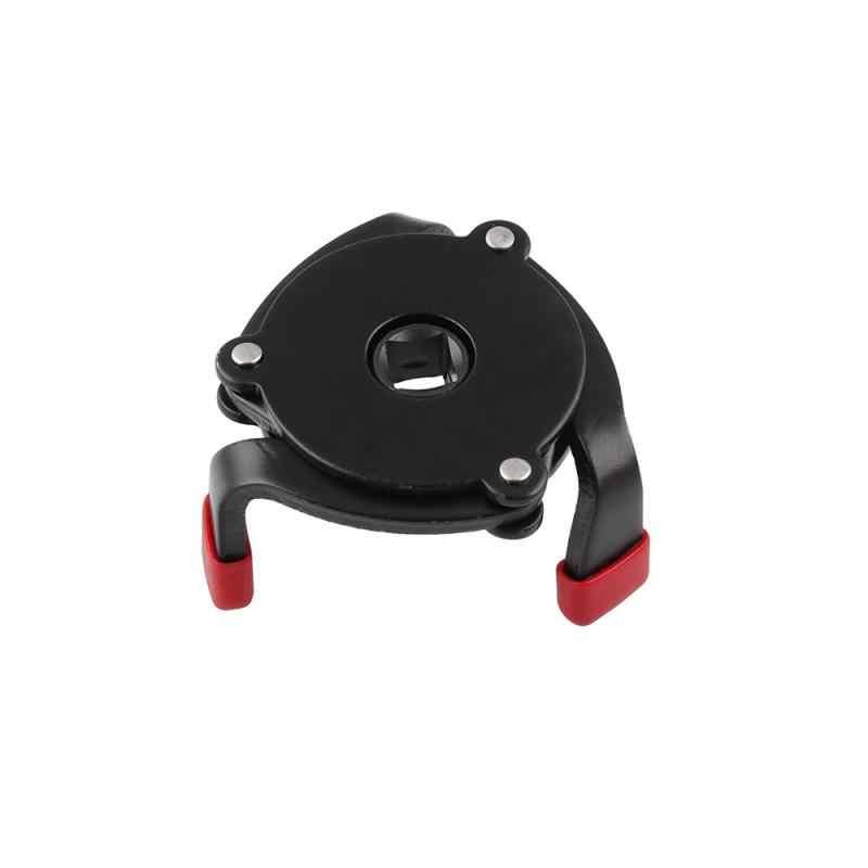 Nueva llave de filtro de aceite para automóvil, herramientas de reparación, llave Universal ajustable para filtro de aceite, llave inglesa, 3 herramientas de extracción de mandíbula para coches y camiones