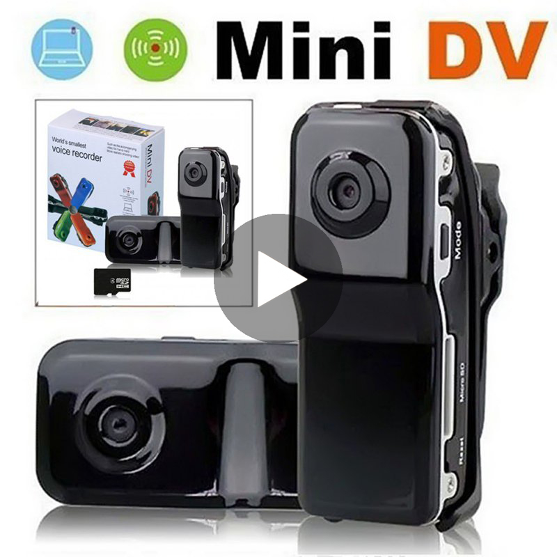 Video-Pen Pocket Cam Bike Wearable Minicamera-Recorder Police Body-Secret Small Micro title=