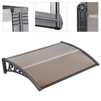 2020 Front Door Window Awning Patio Cover Canopy Door Window Awning Gazebos Outdoor Door Canopy Awning Tent Garden Supplies HWC