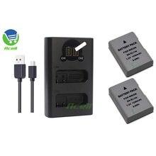 EN-EL14a батарея + LCD USB двойное зарядное устройство для Nikon D5600 D5500 D5300 D5200 D5100 D3500 D3400 D3100 Df камера Замена EN-EL14