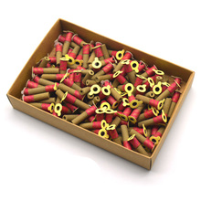 SHARE HO 180pcs Mini Moxa Stick Heating Moxibustion Acupuncture Points Chinese Therapy Smoke Tube Stickers