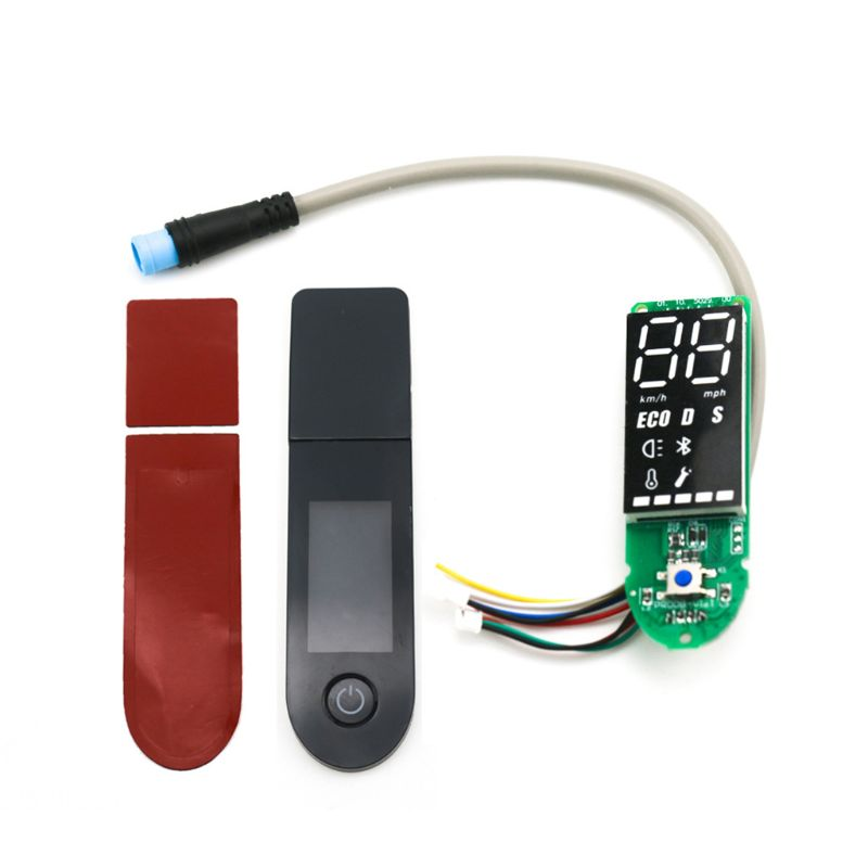 Bluetooth Board Electric Scooter And Switch Panel M365 Upgrade Circuit Board Instrument For Xiaomi U1JC