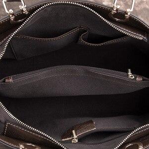 Image 5 - Johnature luksusowe torebki damskie projektant prawdziwej skóry 2020 nowy Handmade tłoczenie Retro torby na ramię i Crossbody