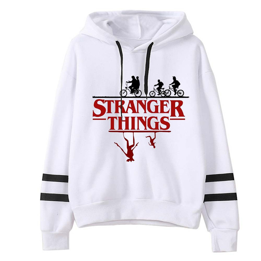 Spring Stranger Things Season 3 Hoodie Men/Women Sweatshirt Casual funny Streetwear Pullover Hooded male female hoodies Clothes