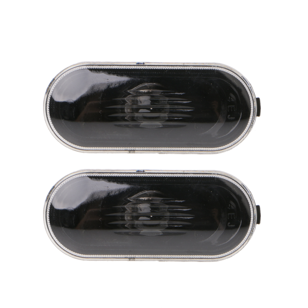 2 Pcs Free Side Marker Turn Light For Para Golf/Bora MK4\B5\B5.5\R32 New Beetle Indicator Beam Bulb Cover New U1JF
