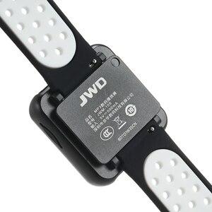 Image 3 - JWM 105 MP3 แบบพกพาเครื่องเล่นเพลง 2 in 1 คลิป Lapel นาฬิกาบลูทูธ EBook 8GB ขยายอินเทอร์เฟซ Type C