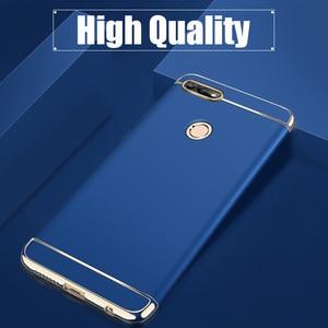 Image 5 - יוקרה ציפוי 3 ב 1 טלפון מקרה עבור Huawei Honor 30 20 10 9 8 לייט 8x 10i 20i מחשב קשה כיסוי לכבוד v10 v20 v30 פרו מקרה