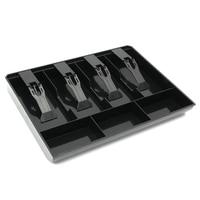 Cassetto Porta Soldi Rendiresto Registratore Cassa 4 Bill 3 Coin PortaSoldi Cash Active Carbon Bags & Boxes     -