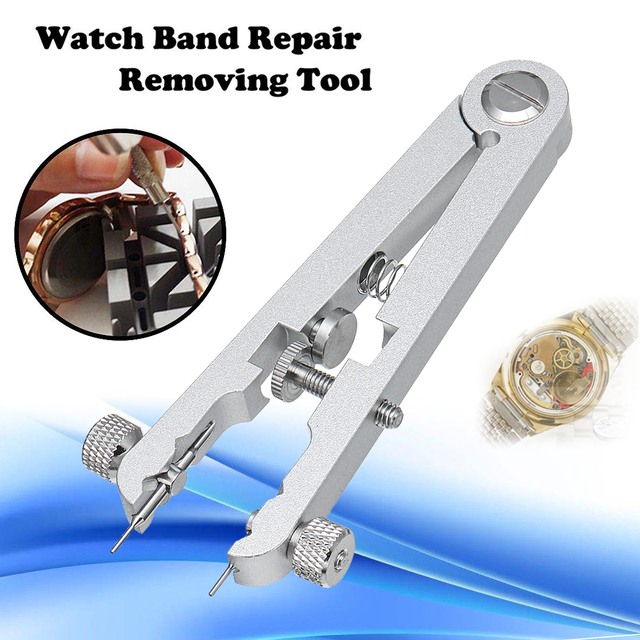 Watch Bracelet Remover Plier Standard of Spring Bar Watch Band Strap Repair Removing Tool Adjuster Plier Repair Tool 1