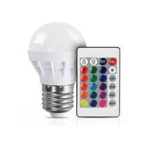 E27 3W RGB LED…