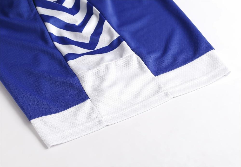 Conjuntos de camisas de basquete uniformes de