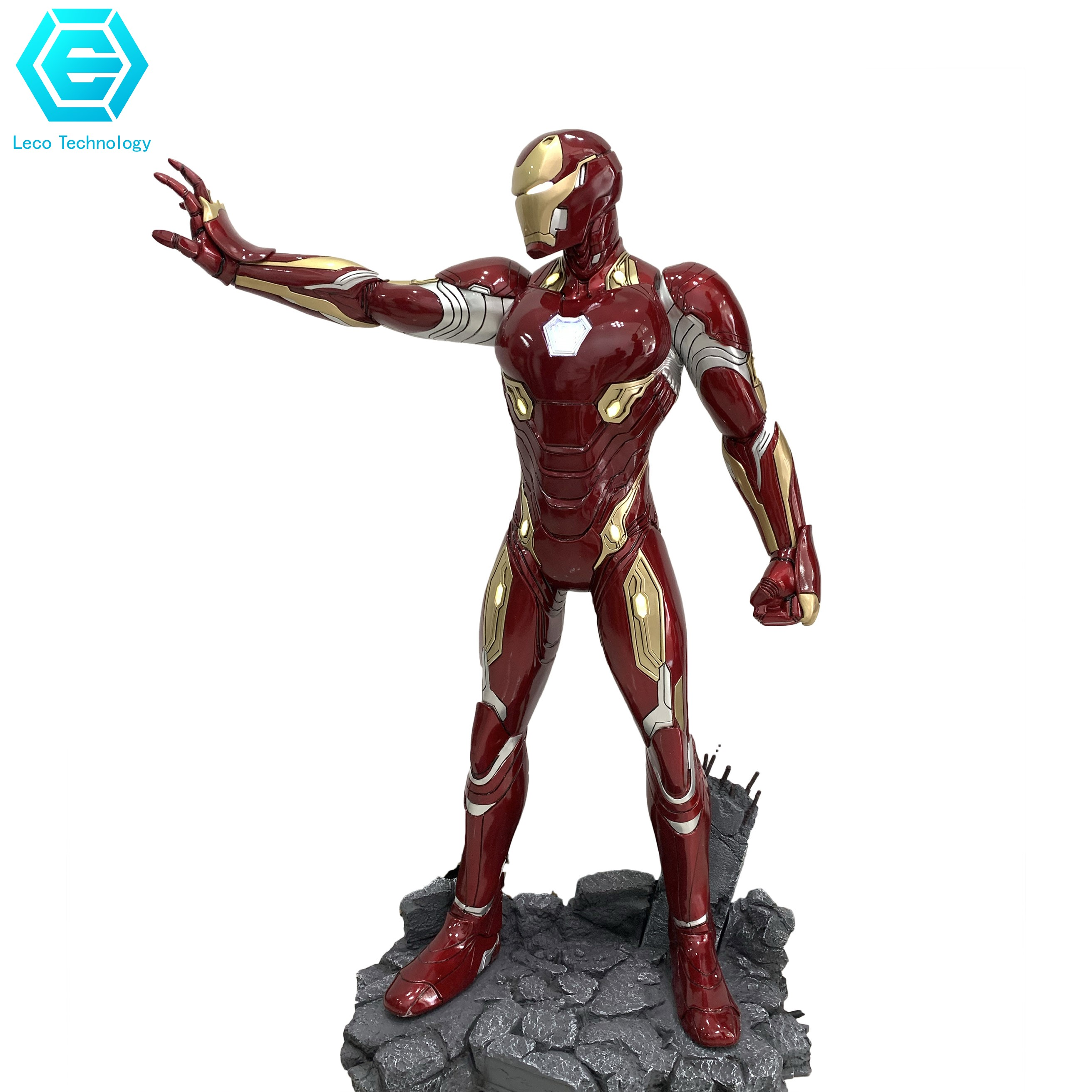 cool thing of movie character mk50 model sculpture decoration