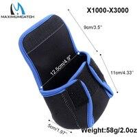 Maximumcatch Neopren Angeln Spinning Reel Tasche Tasche Schutz Reel Tasche Fit Bis 1000 8000 Serie-in Angeltaschen aus Sport und Unterhaltung bei