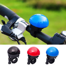 2020 New Bicycle Bell Electric Horn With Alarm Loud Sound for MTB Bikes Handlebar Safety Anti-theft Alarm bicycle accessories(China)