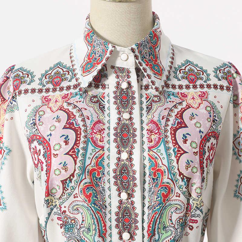 [LIVIVIO] винтажное мини-платье с цветочным принтом и фонариком, с длинными рукавами, женские платья с поясом, с талией 2019, осенняя одежда для женщин, модная