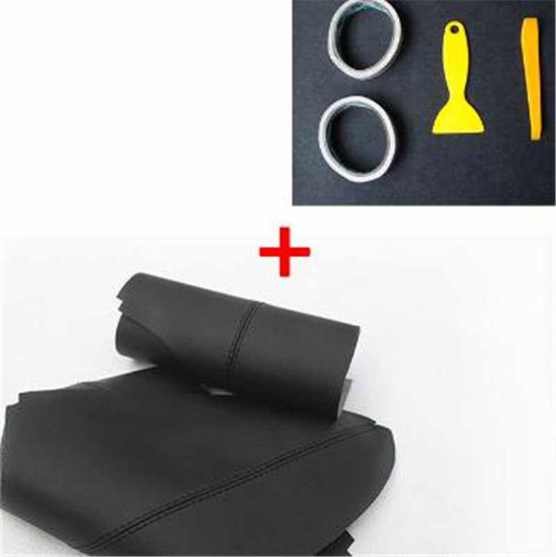 Voor Nissan Qashqai J11 2016 2017 2018 2019 Interieur Pu Armsteun Oppervlak Cover Trim Panel Guards Auto Styling