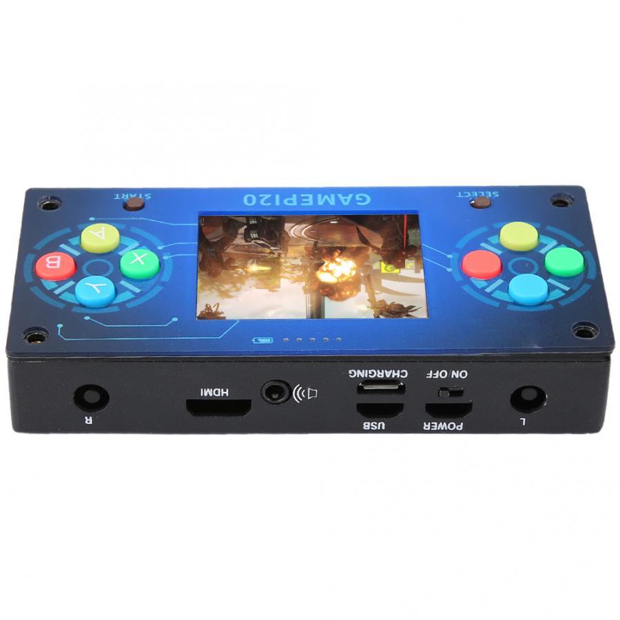 For Raspberry Pi Zero/Zero W/Zero WH Game Machine Kit Gamepi20 Pi For Motherboard