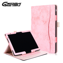 GZERMA Folio Case For Huawei Mediapad T5 10 Tablet Funda For Huawei Mediapad M5 Lite 10 Case Auto Wake Sleep Smart Cover 10.1''