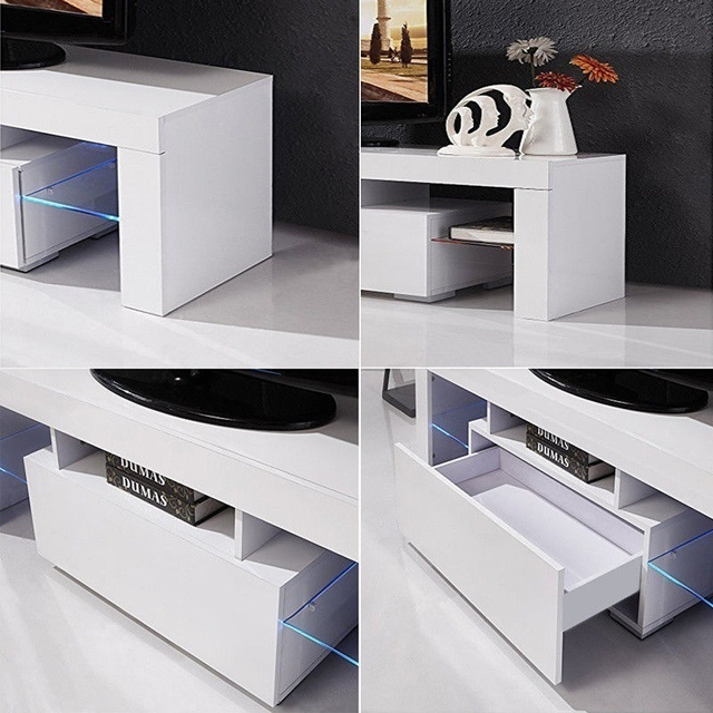 TV Stand Cabinet for  50inch Screens  6