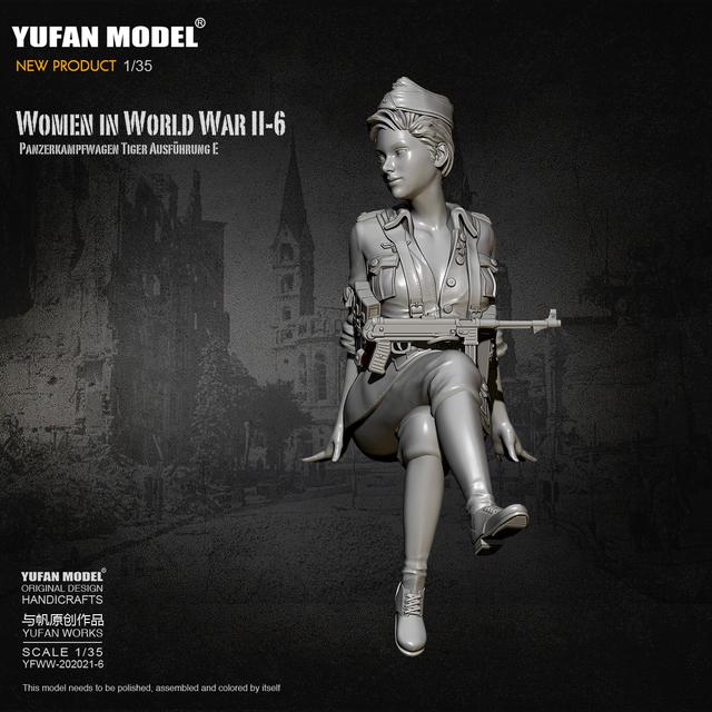 Women in World War II-06 1/35