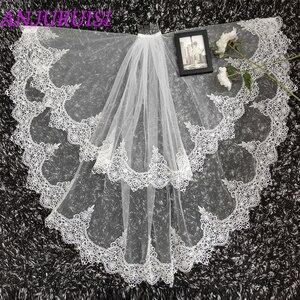 Image 5 - Voile de mariage en dentelle Tulle deux couches