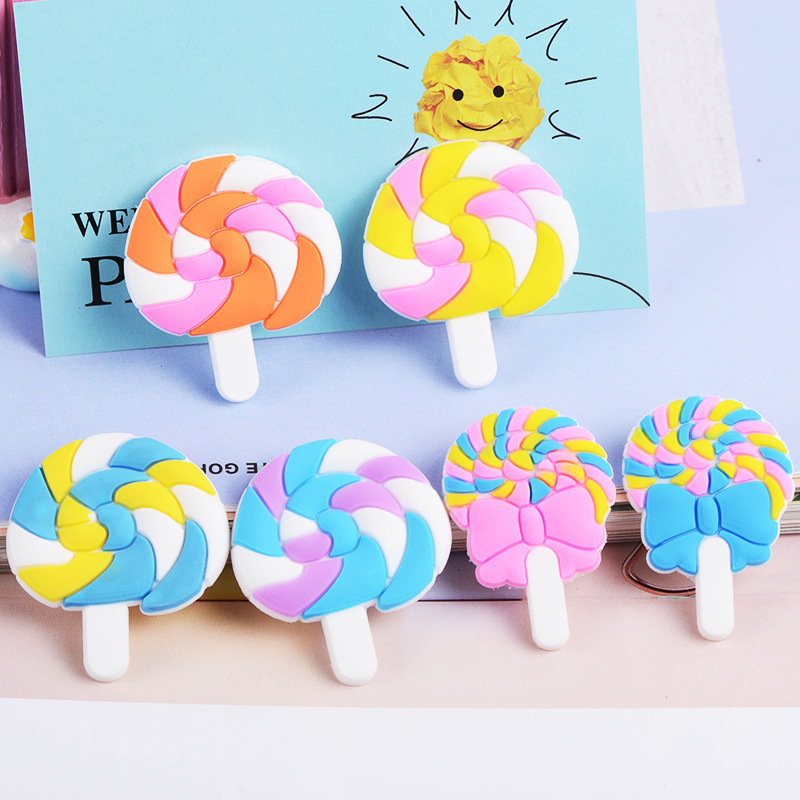 Boxi Slime Additives Charms New Kawaii Resin Candy DIY Kit Supplies Accessories Filler Decor For Fluffy Cloud Clear Slime Clay