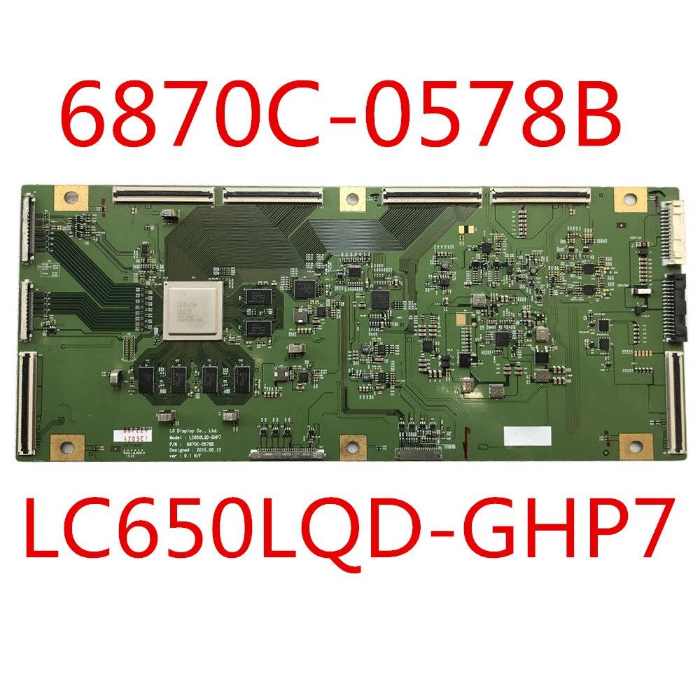 6870c placa lógica 6870c 0578b t-con placa