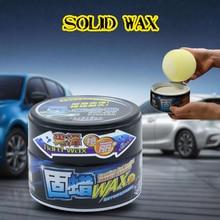 Car Wax Polishing Paste Wax Scratch Repair Agent Paint Car Crystal Hard Wax Paint Care Waterproof Coating Wax Cera Automotiva