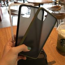 B33 carcasa trasera de silicona para iPhone 11pro funda protectora para teléfono móvil