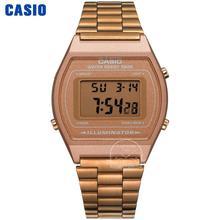 лучшая цена Casio watch Rose gold watch men set brand luxury LED digital Waterproof Quartz men watch Sport military Watch relogio masculino