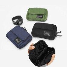 Wallets Handbag Small Purse Japan-Style Waterproof Zipper Nylon Short Youth Casual Man