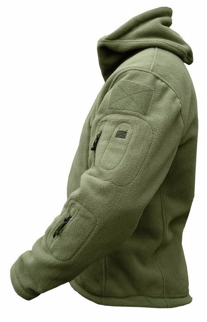 Tactical Hunting Apparel for Men  Solid Thermal Winter Jacket  Military Jacket  Hunting Clothes Soft Breathable Hooded Coat 2