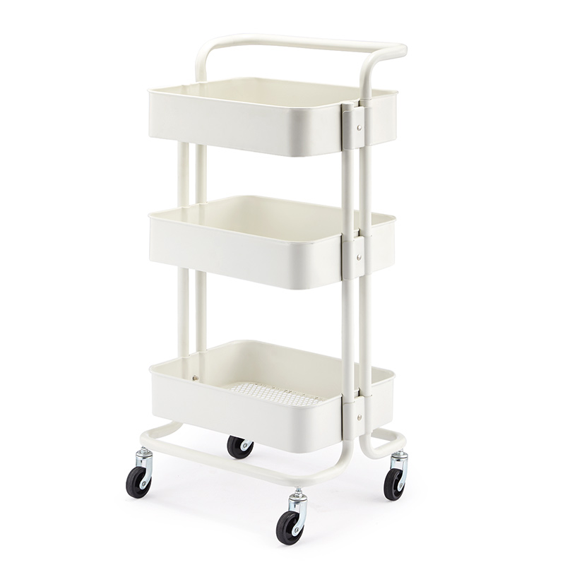 Mobile Rack Nail Tool Cart Beauty Salon Trolley Hair Salon Furniture Salon Trolley Hairdressing Rolling Cart