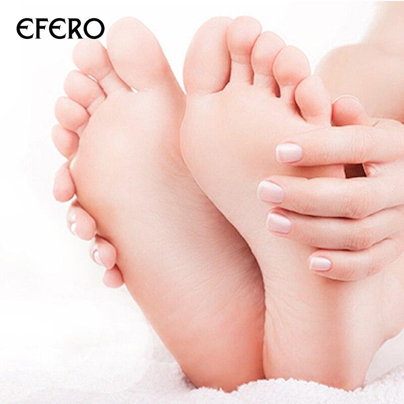 EFERO 1Pair Feet Mask Exfoliating Foot Mask Socks for Pedicure Peeling Dead Skin Feet Mask Peel Skin Care TSLM1 5