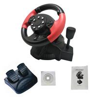 Gamepad For FT33D3 D7 Series 200 Degree Rotation Angle Dual Motor Vibration For PS 3/PS 2/PC (D INPUT/X INPUT/Steam)for Computer