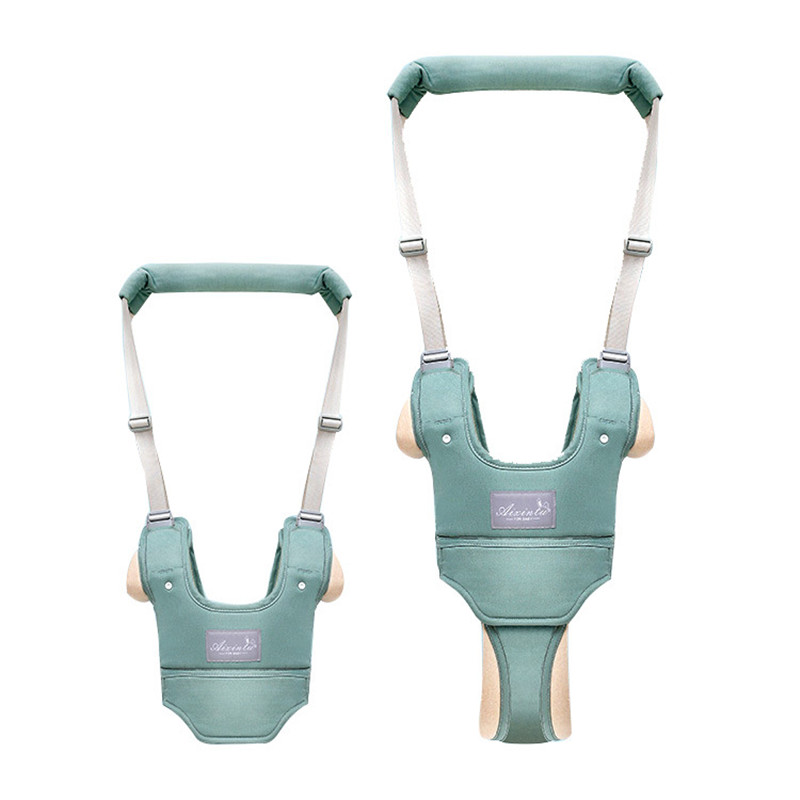 New Arrival Baby Walker Harness Assistant Toddler Baby Protable Cartoon Training Walking Leashes Safety Baby Belt For Children