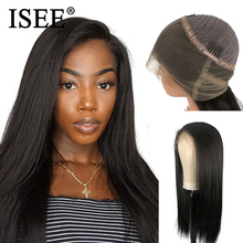 ISEE HAIR 360 Lace Frontal Wig 150% Density Human Hair Wigs