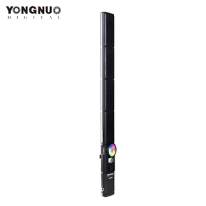 Image 2 - YONGNUO YN360III YN360 III 3200 5500K/5500K Handheld LED Video Light Bar Touch Lamp Adjusting Mode 10 Supplementary Lighting
